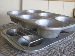 Muffin Pan Stack