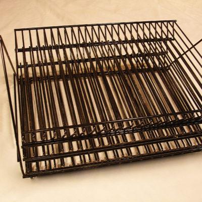 Black Rack in Wire Leveler