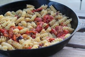 Tomato Roasted Pasta