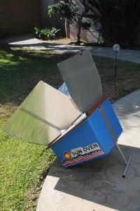 New Sun Oven
