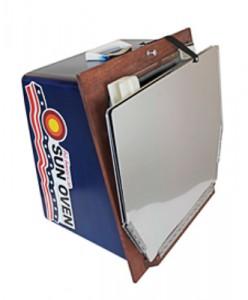 Sun Oven stored