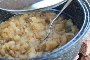 Baked Apple Sauce