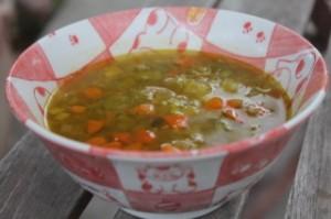 Chunky SP Soup
