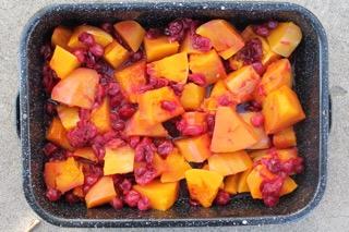 Cranberry Squash