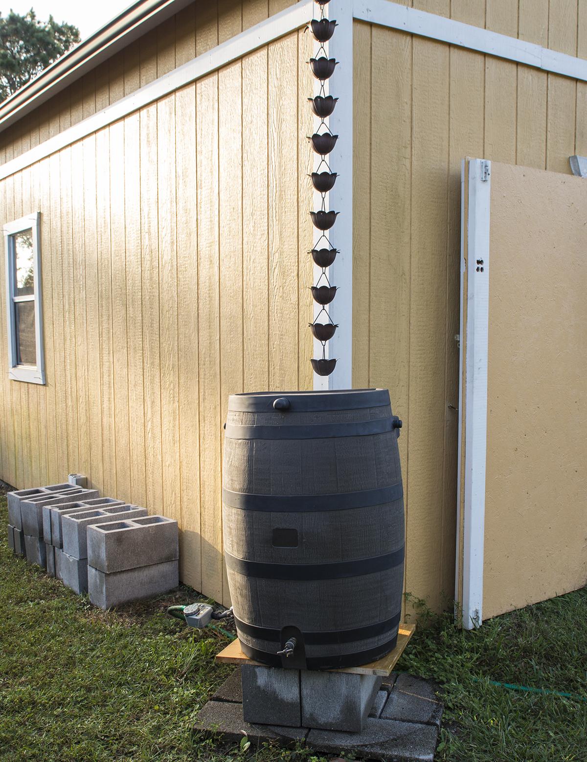 Super Size Water Storage