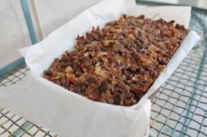 Lentil Nut Loaf