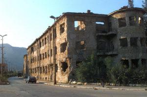 urban collapse