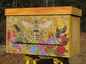 horizontal hives