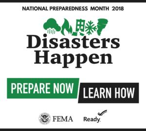 preparedness month